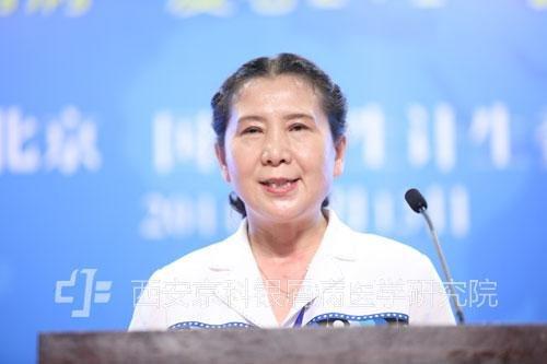 郑州市银屑病董植华主任发表获奖感言